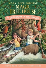 Book cover of MAGIC TREE HOUSE 06 AFTERNOON ON THE AMA