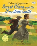 Book cover of SWEET CLARA & THE FREEDOM QUILT