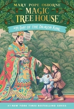 Book cover of MAGIC TREE HOUSE 14 DAY OF THE DRAGON KI