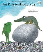 Book cover of EXTRAORDINARY EGG