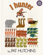 Book cover of 1 HUNTER