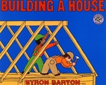Book cover of BUILDING A HOUSE