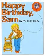 Book cover of HAPPY BIRTHDAY SAM