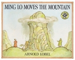Book cover of MING LO MOVES THE MOUNTAIN