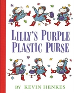 Book cover of LILLY'S PURPLE PLASTIC PURSE