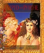 Book cover of CUPID & PSYCHE