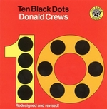 Book cover of 10 BLACK DOTS