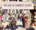 Book cover of DAY OF AHMED'S SECRET