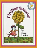 Book cover of CHRYSANTHEMUM