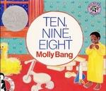 Book cover of 10 9 8 BOARD BOOK