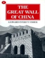 Book cover of GREAT WALL OF CHINA