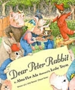 Book cover of DEAR PETER RABBIT