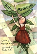 Book cover of KATE & THE BEANSTALK