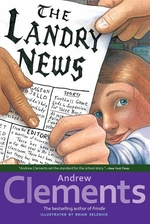 Book cover of LANDRY NEWS