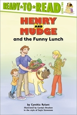 Book cover of HENRY & MUDGE & THE FUNNY LUNCH
