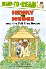 Book cover of HENRY & MUDGE & THE TALL TREE HOUSE