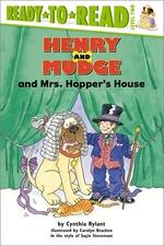 Book cover of HENRY & MUDGE & MRS HOPPER'S HOUSE