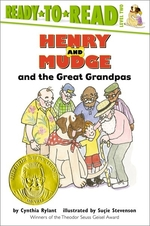 Book cover of HENRY & MUDGE & THE GREAT GRANDPAS