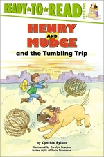 Book cover of HENRY & MUDGE & THE TUMBLING TRIP