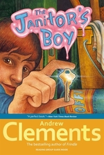 Book cover of JANITOR'S BOY