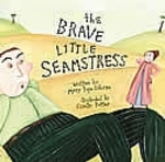 Book cover of BRAVE LITTLE SEAMSTRESS