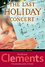Book cover of LAST HOLIDAY CONCERT