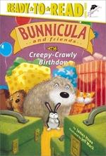 Book cover of CREEPY CRAWLY BIRTHDAY