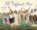 Book cover of ALL DIFFERENT NOW