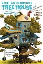 Book cover of KALINE KLATTERMASTER'S TREE HOUSE