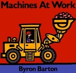 Book cover of MACHINES AT WORK