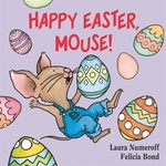 Book cover of HAPPY EASTER MOUSE