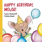 Book cover of HAPPY BIRTHDAY MOUSE