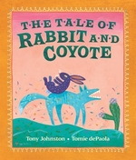Book cover of TALE OF RABBIT & COYOTE