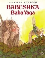 Book cover of BABUSHKA BABA YAGA