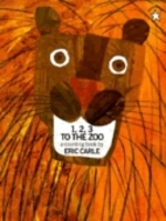 Book cover of 1 2 3 TO THE ZOO A COUNTING BOOK