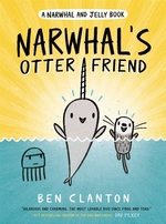 Book cover of NARWHAL & JELLY 04 OTTER FRIEND