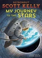 Book cover of MY JOURNEY TO THE STARS