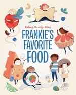 Book cover of FRANKIE'S FAVORITE FOOD