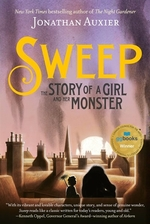 Book cover of SWEEP - THE STORY OF A GIRL & HER MONS