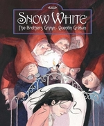 Book cover of SNOW WHITE