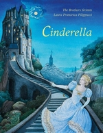 Book cover of CINDERELLA