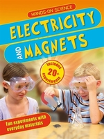 Book cover of HANDS-ON SCIENCE ELECTRICITY & MAGNETS
