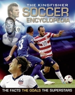 Book cover of KINGFISHER SOCCER ENCY REVISED ED