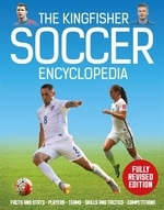 Book cover of KINGFISHER SOCCER ENCY