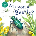 Book cover of ARE YOU A BEETLE