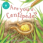 Book cover of ARE YOU A CENTIPEDE