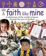 Book cover of FAITH LIKE MINE