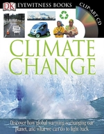 Book cover of CLIMATE CHANGE