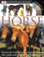 Book cover of HORSE