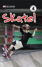 Book cover of SKATE